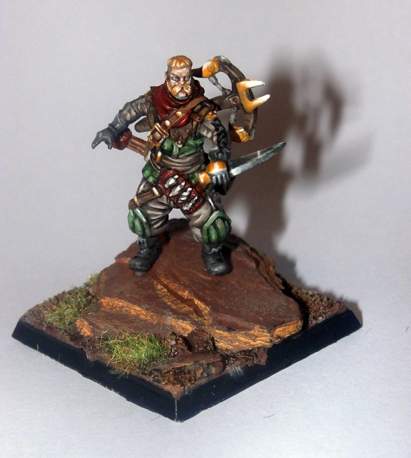 Ravenscar Sargeant - House Goritsi - Wrath of Kings