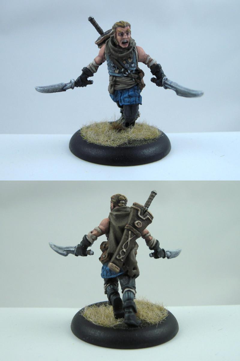 Ravenscar Mercenary