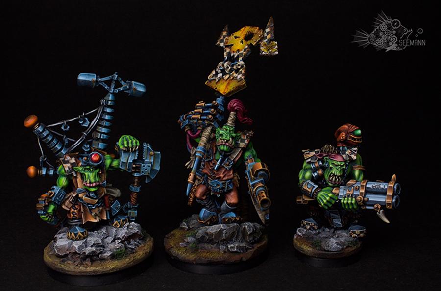 3 Orks