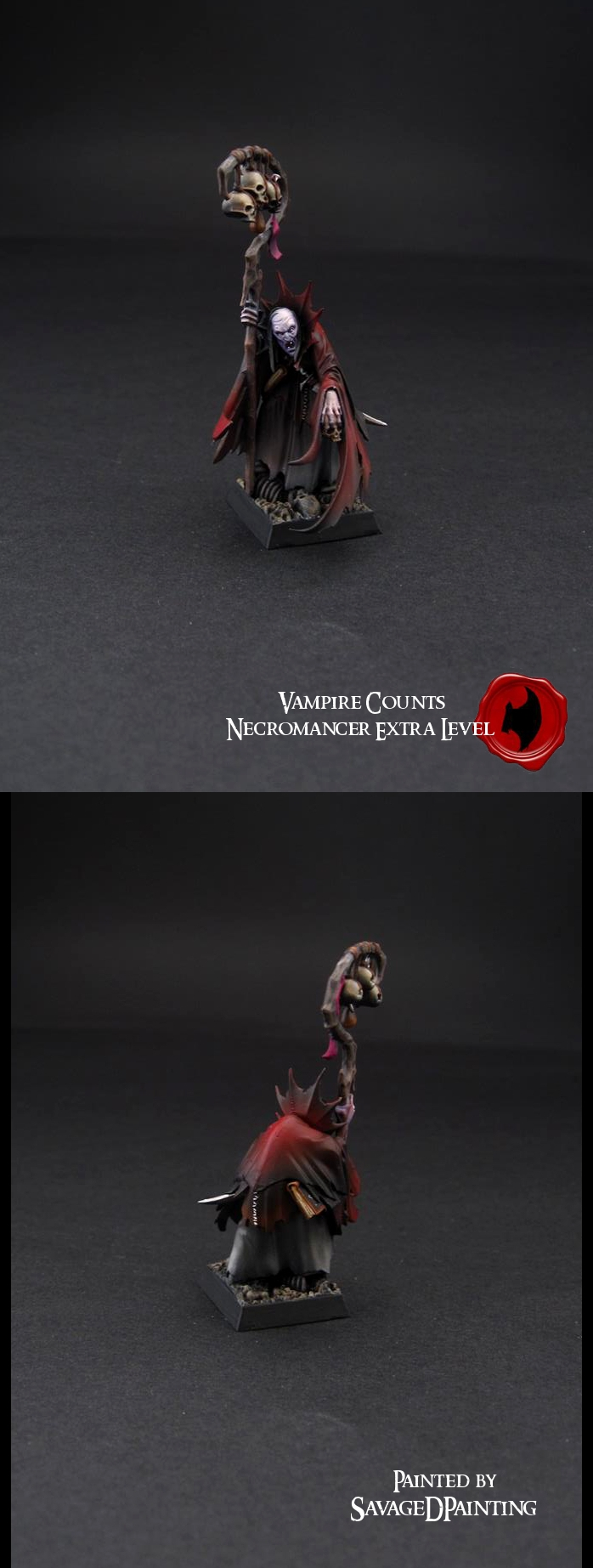Vampire Counts Necromancer