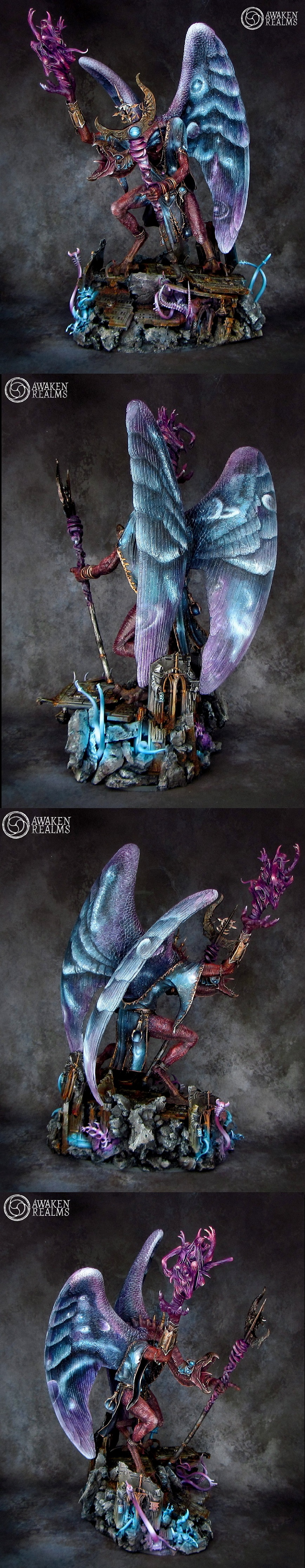 Lord of Change, Greater Daemon of Tzeentch