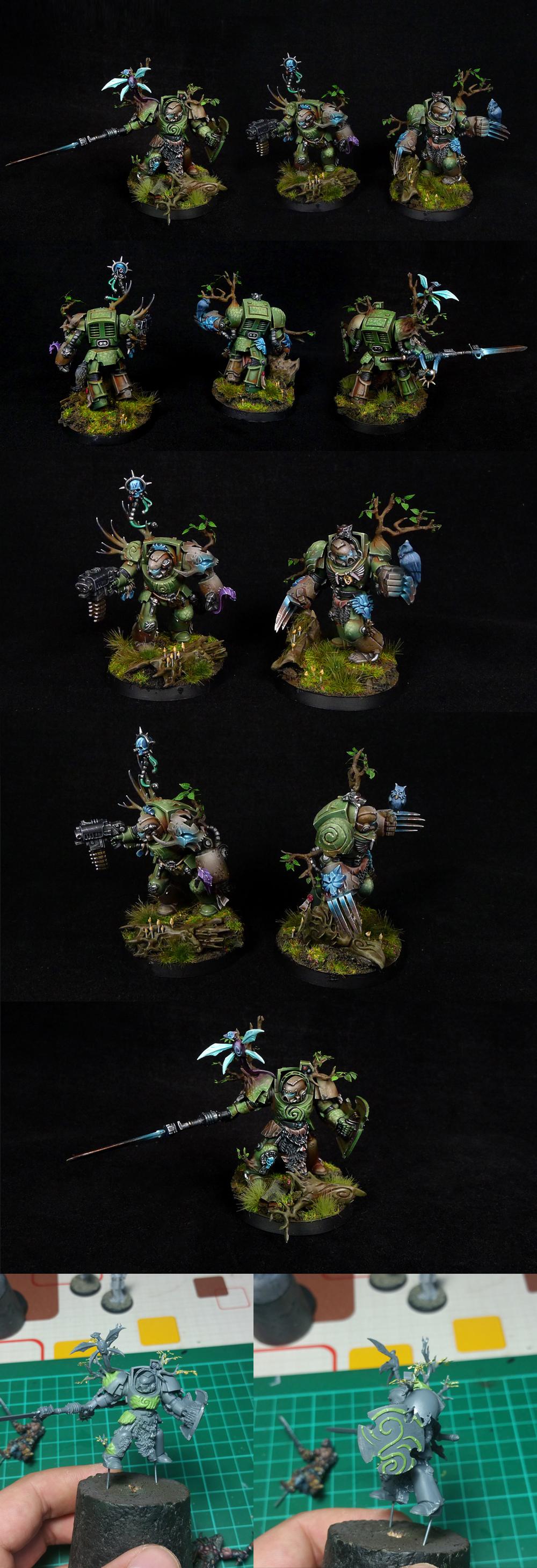 Druid Marines