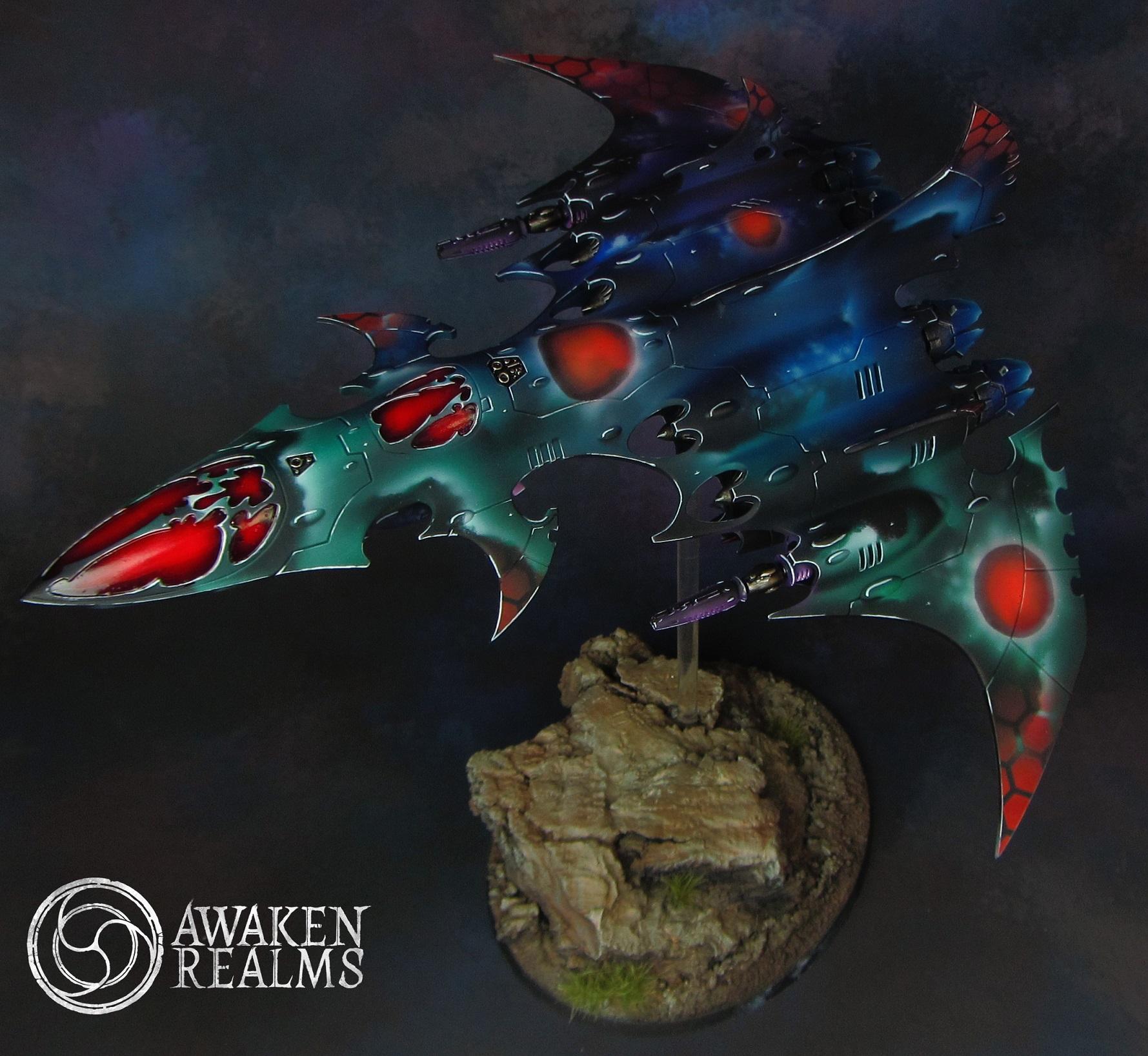 Dark Eldar Realms Bomber By Coolminiornot Voidraven Awaken VzqSMUp