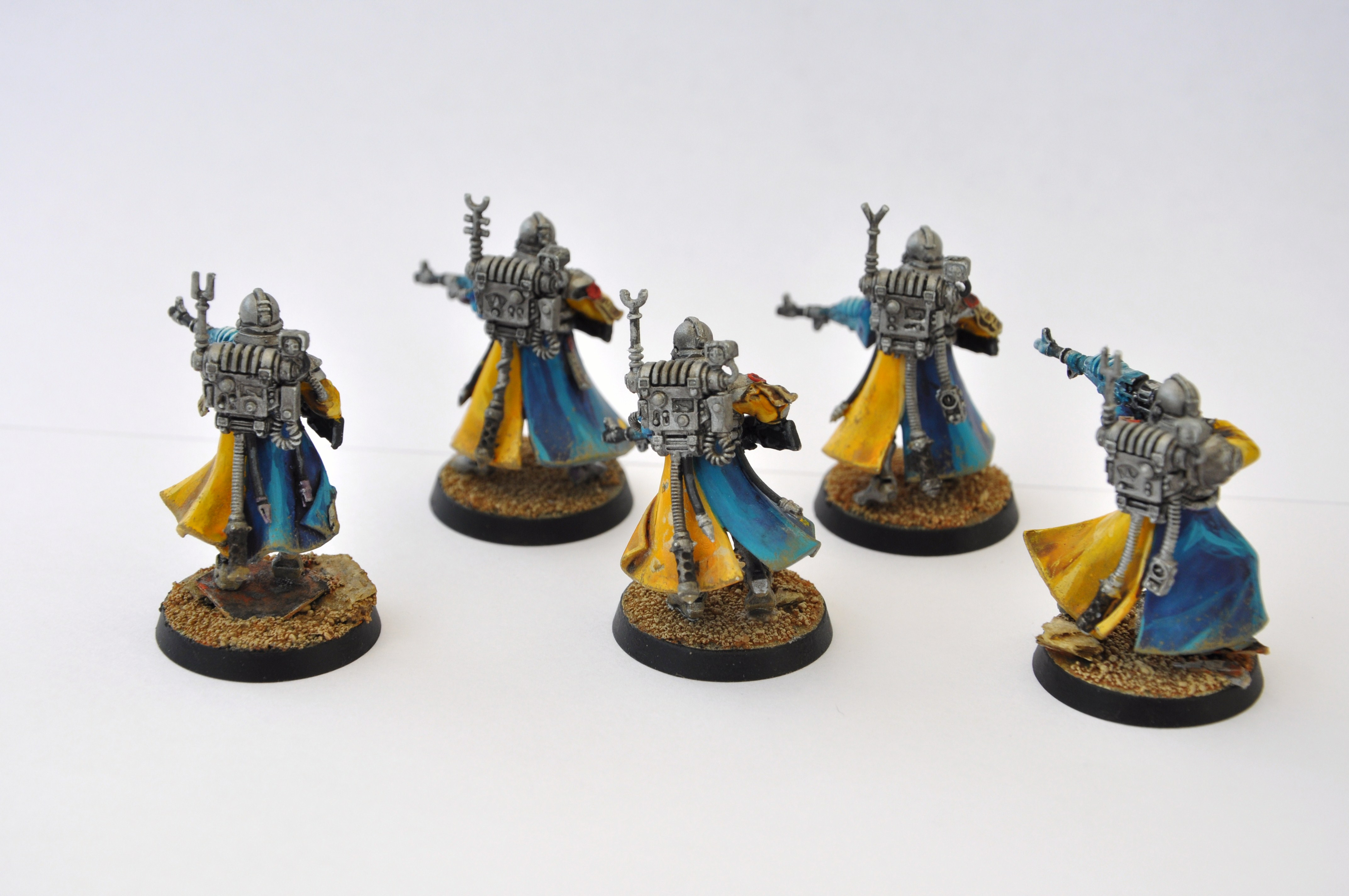 crusaders of the machine god painting guide pdf