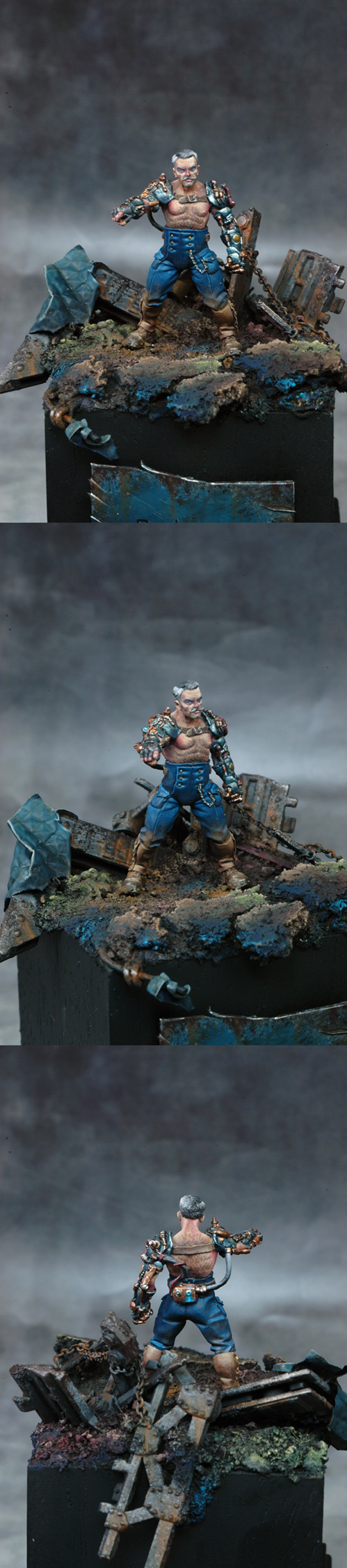 Badger from Infamy Miniatures