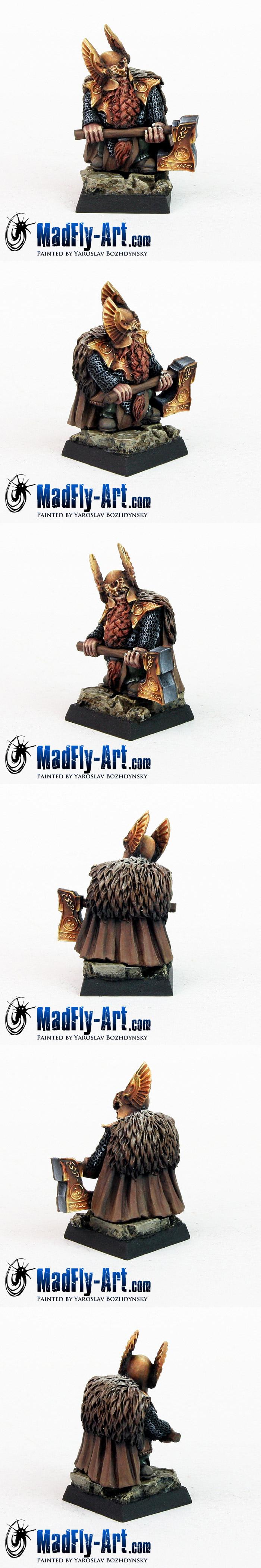 Dwarf Champion #2