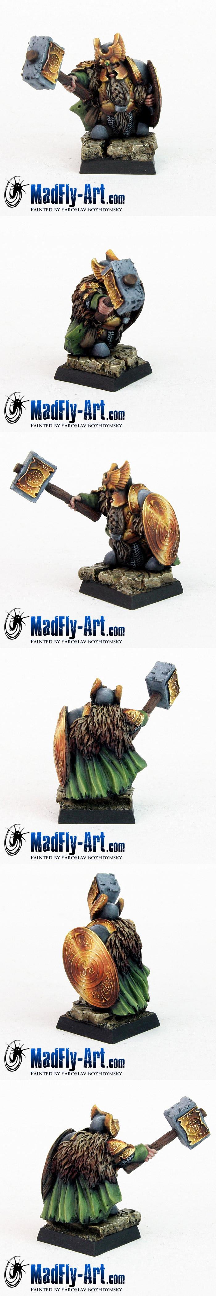 Dwarf Champion #4