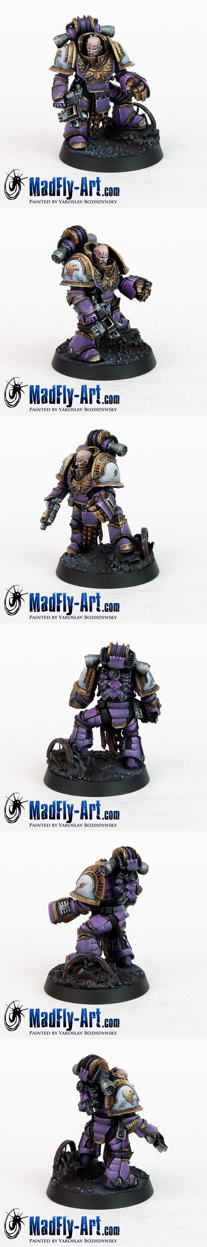 Emperor's Children Legion Centurion