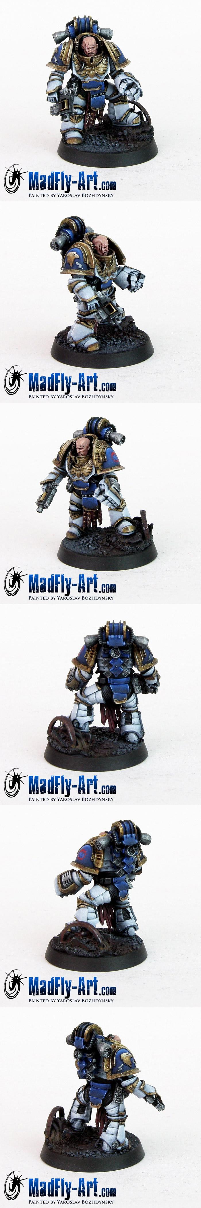 World Eaters Legion Centurion