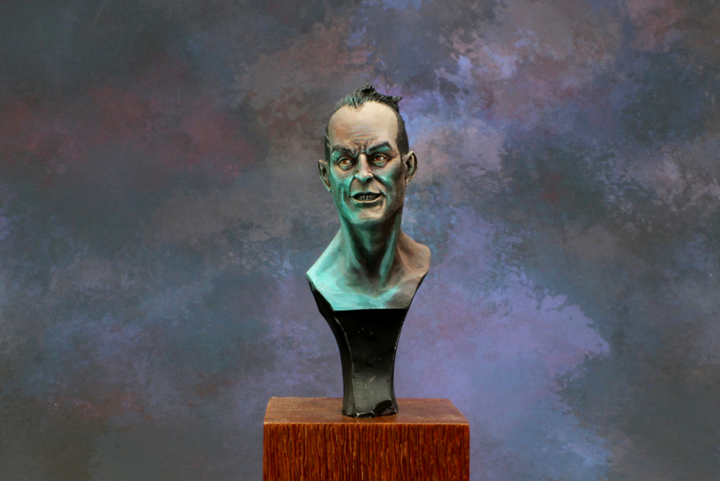 Banshee Bust