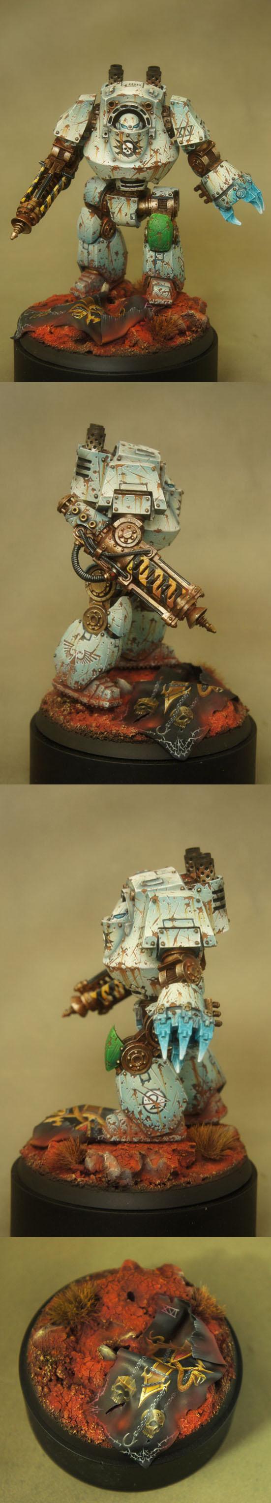 Loyalist Death Guard Contemptor