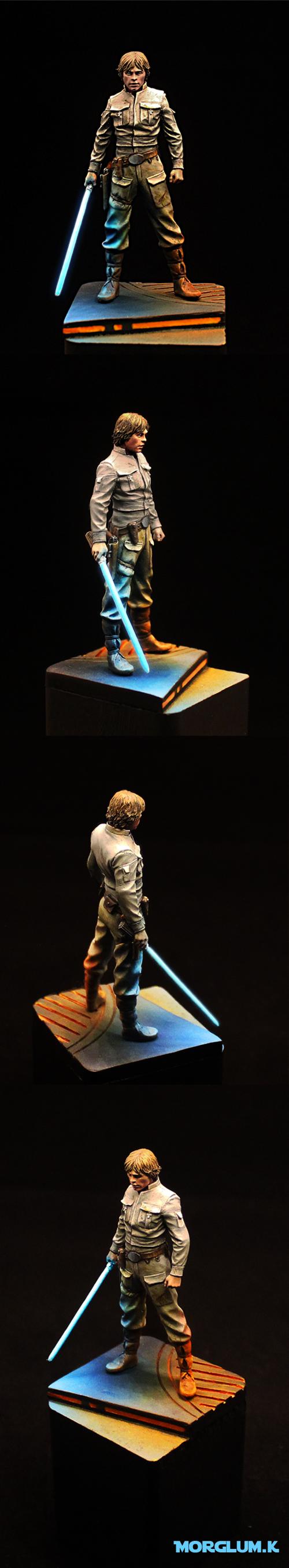 Luke Skywalker Ep.V