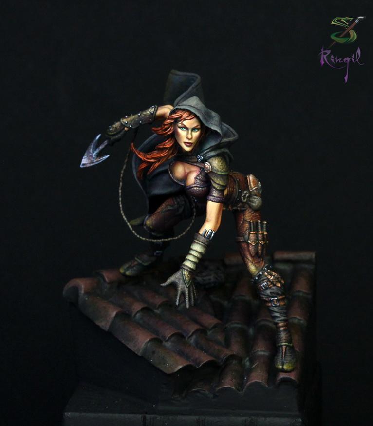 Arlith, Silent Shadow