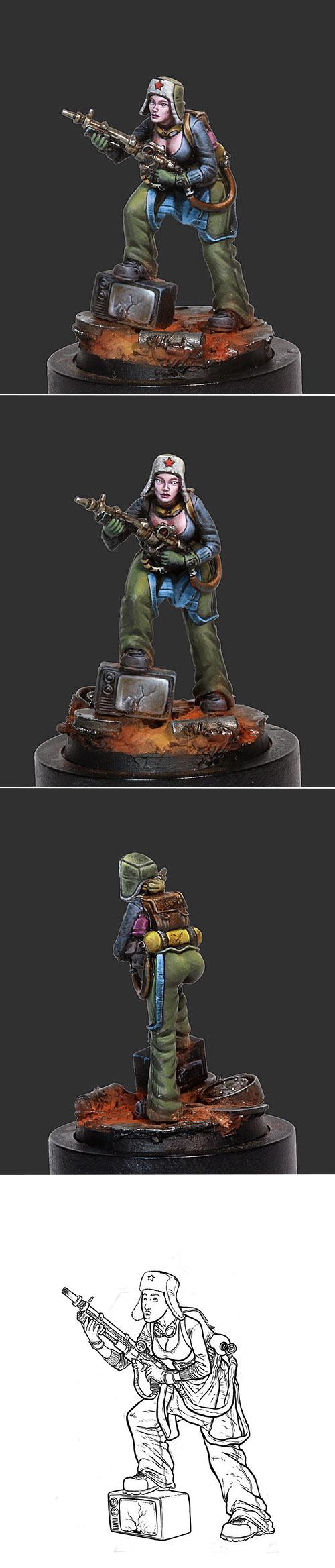 Punkapocalyptic: Junker Gear