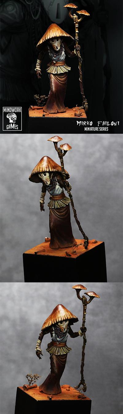 Mushroom Shaman