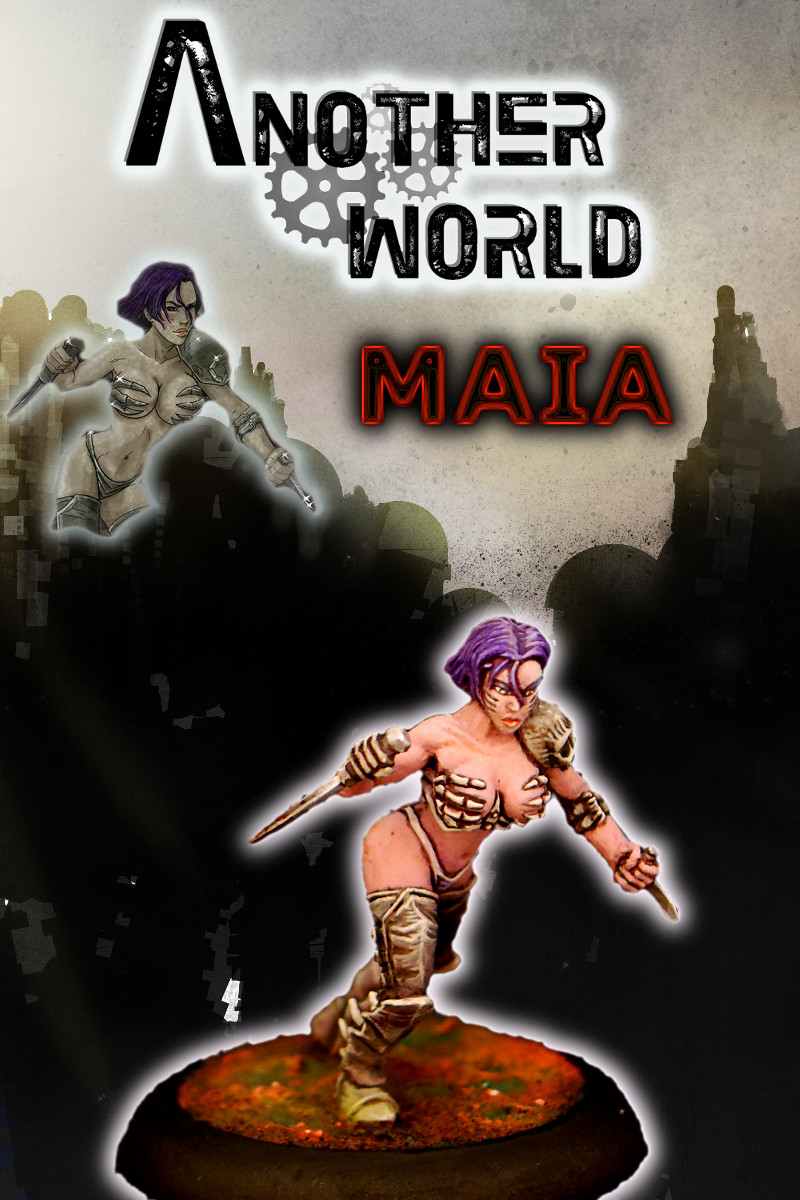 Another world Maya