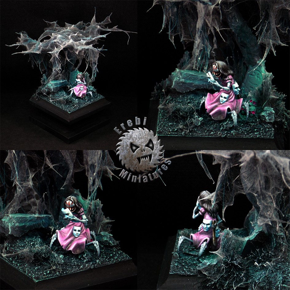 Pretty in Pink (Mysterious Effigy - Malifaux)