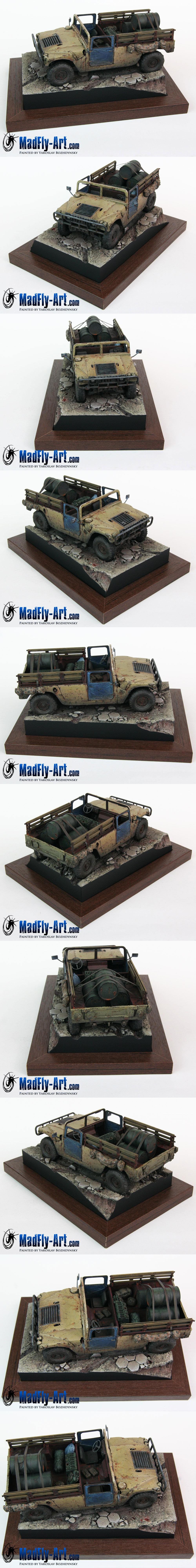 Supply Hummer