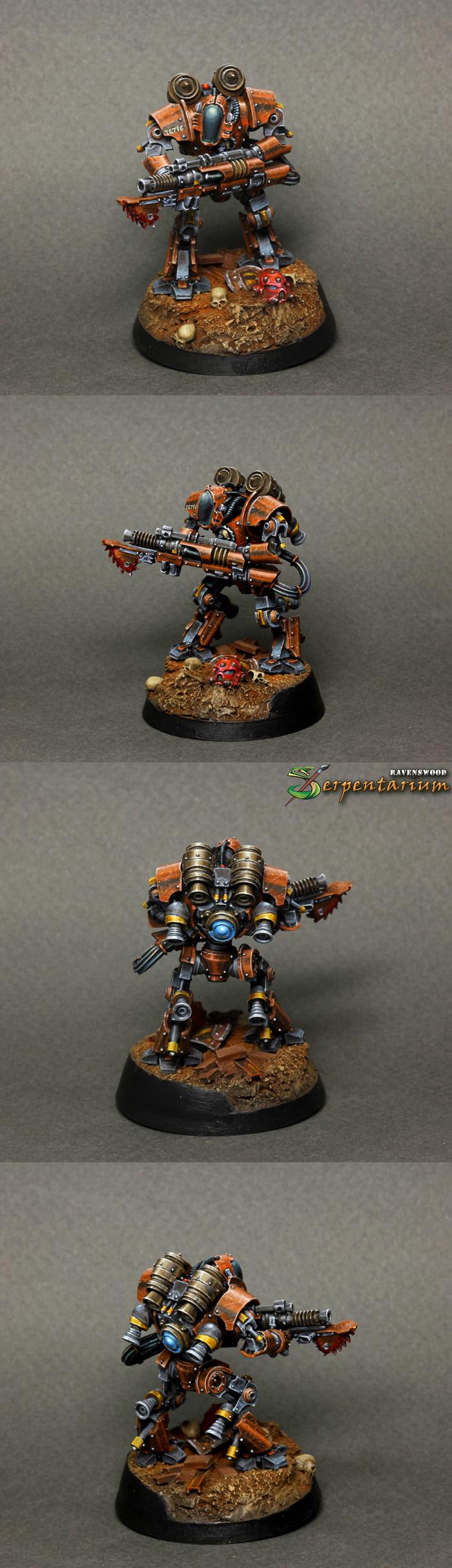 Forgeworld Mechanicum Thallax
