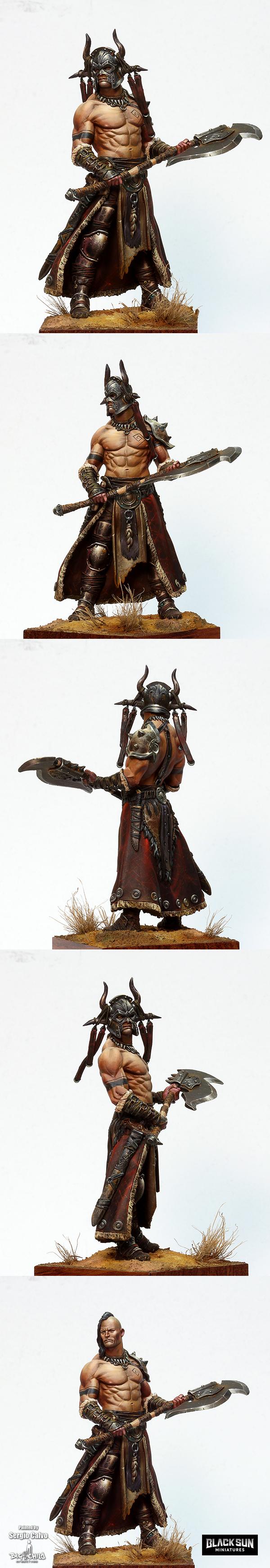 Black Sun Barbarian