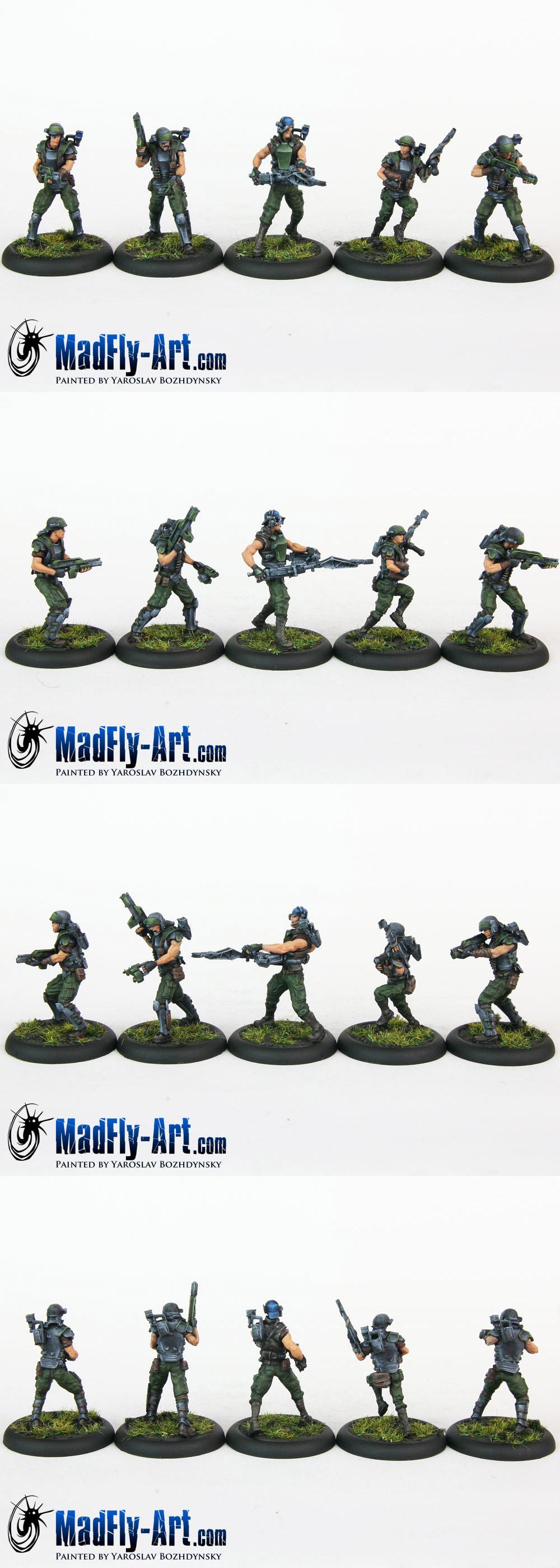 AVP USCM Marines