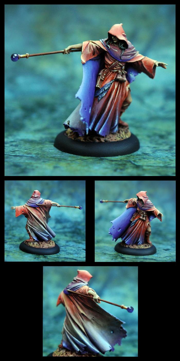 Dangerous Sorcerer