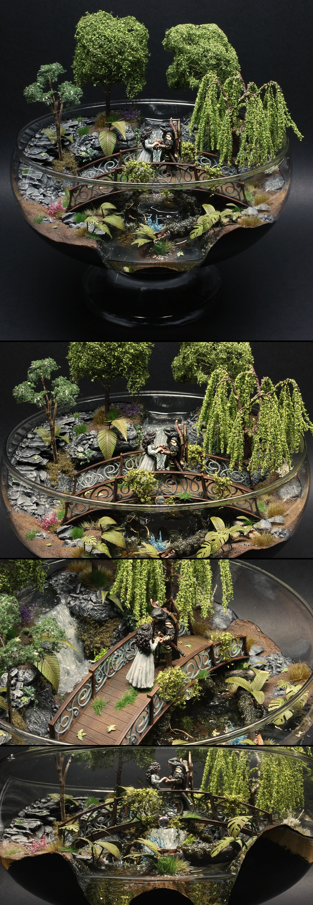 Middle Earth Diorama