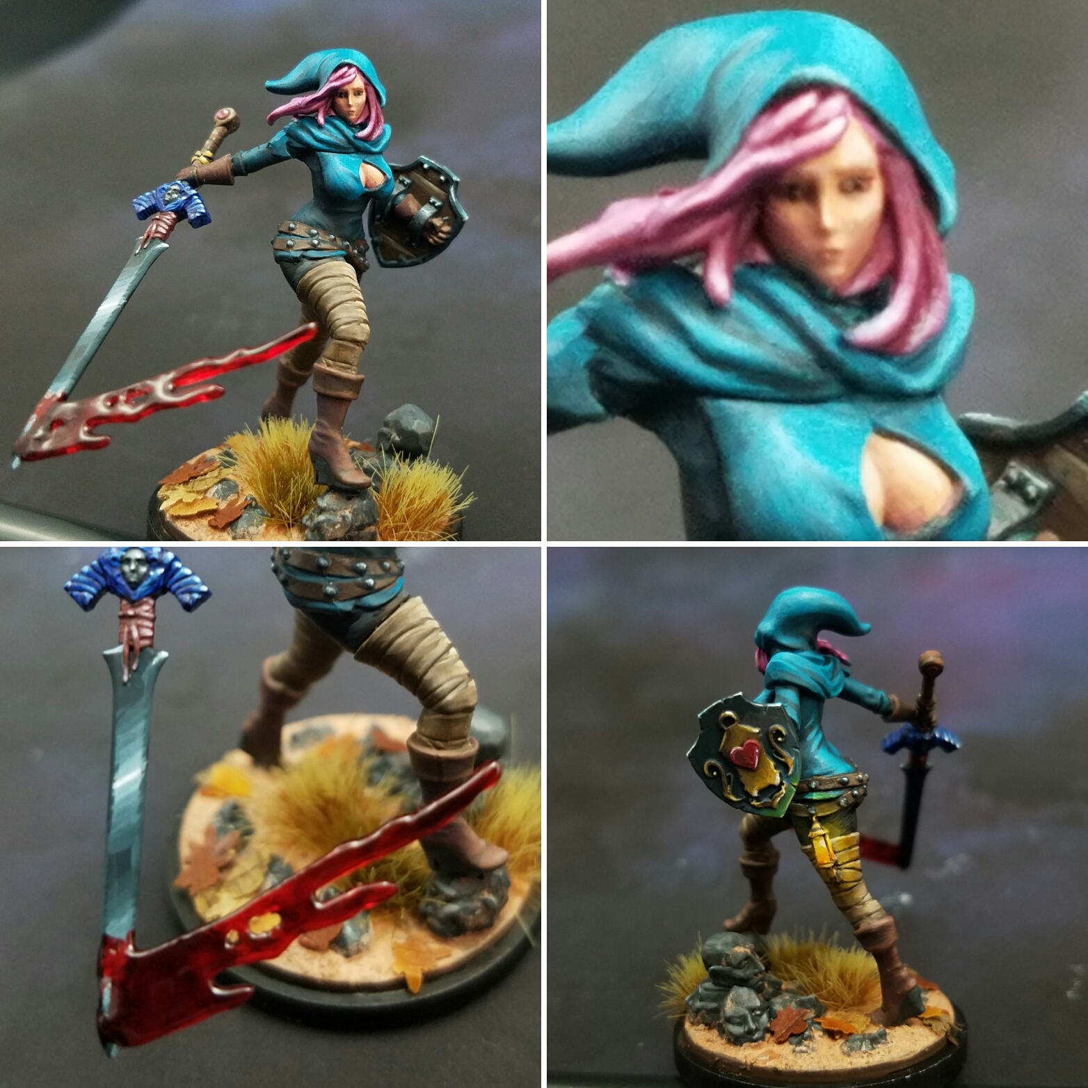 Kingdom Death: The Messenger of Courage