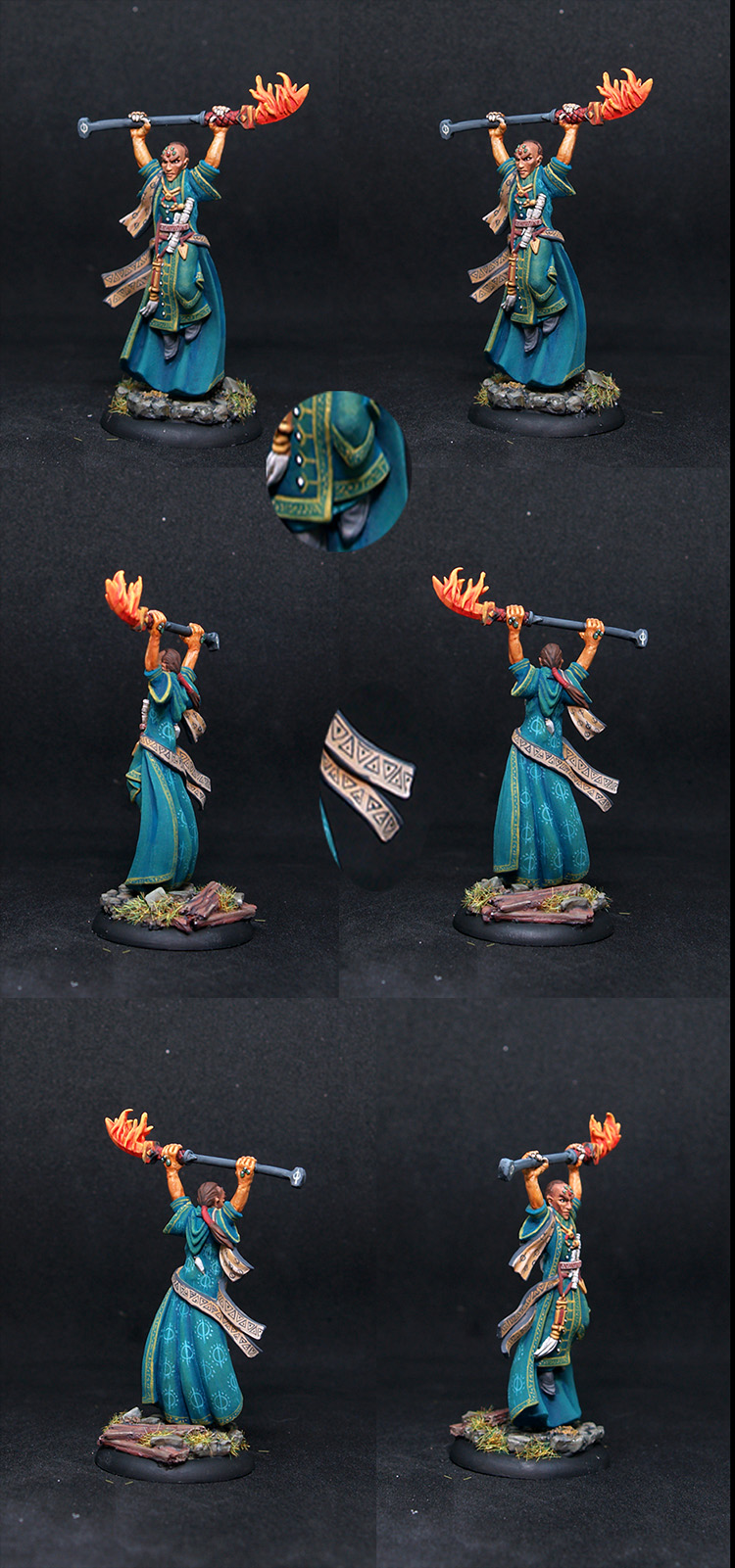 Karzoug Runelord of Greed by Reaper