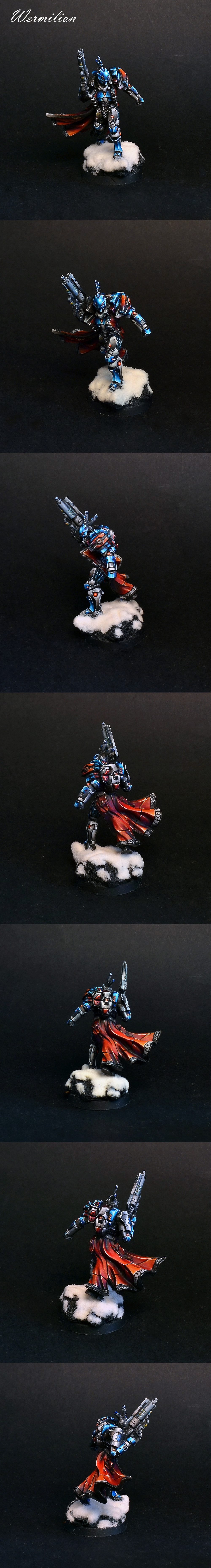 PanOceania Aquila Guard with HMG