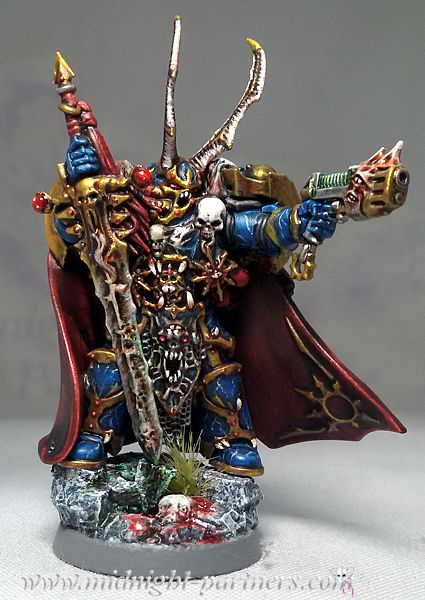 Night Lords Chaos Space Marine Champion