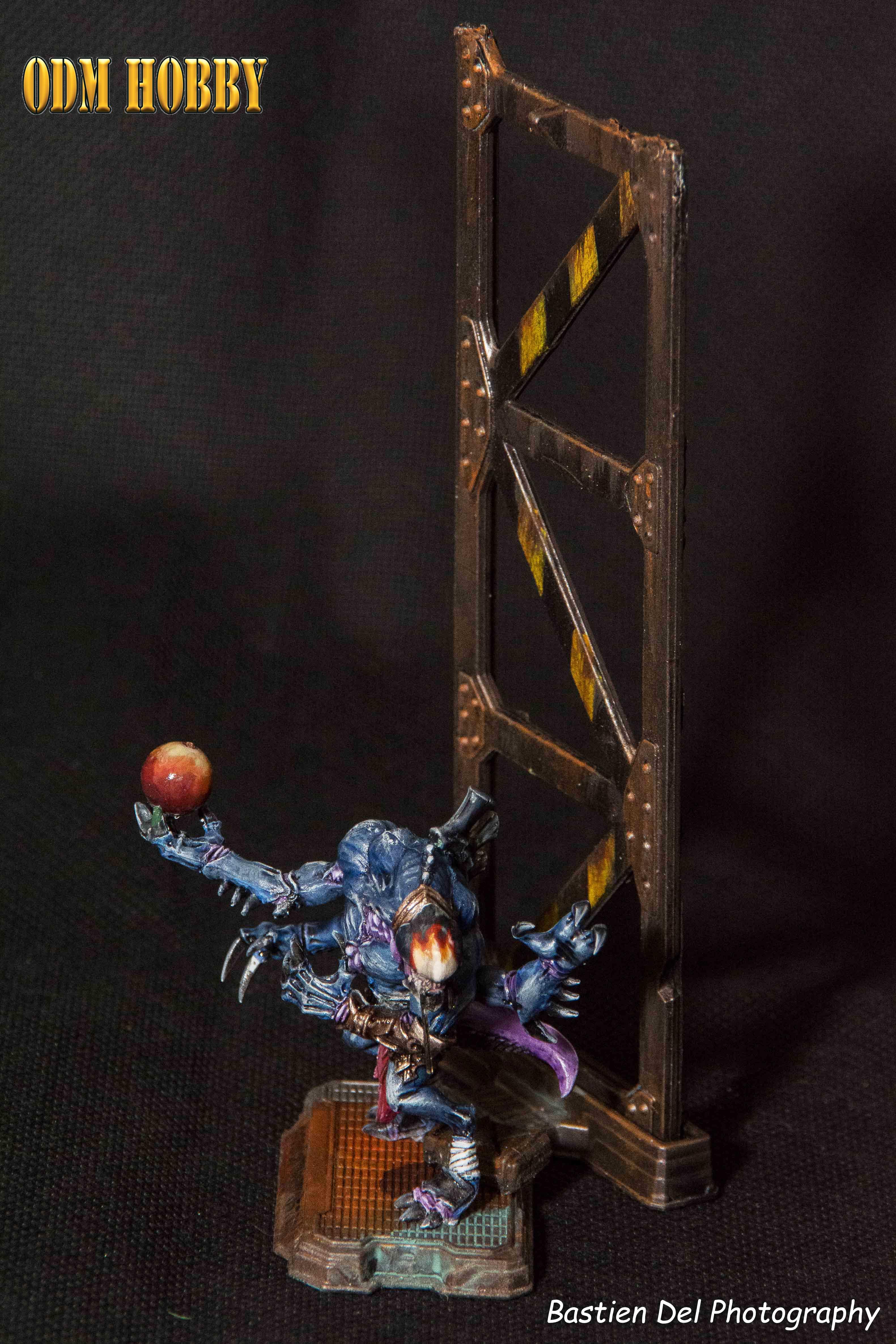 Patrairch Nephilim Genestealer-odmhobby-diorama
