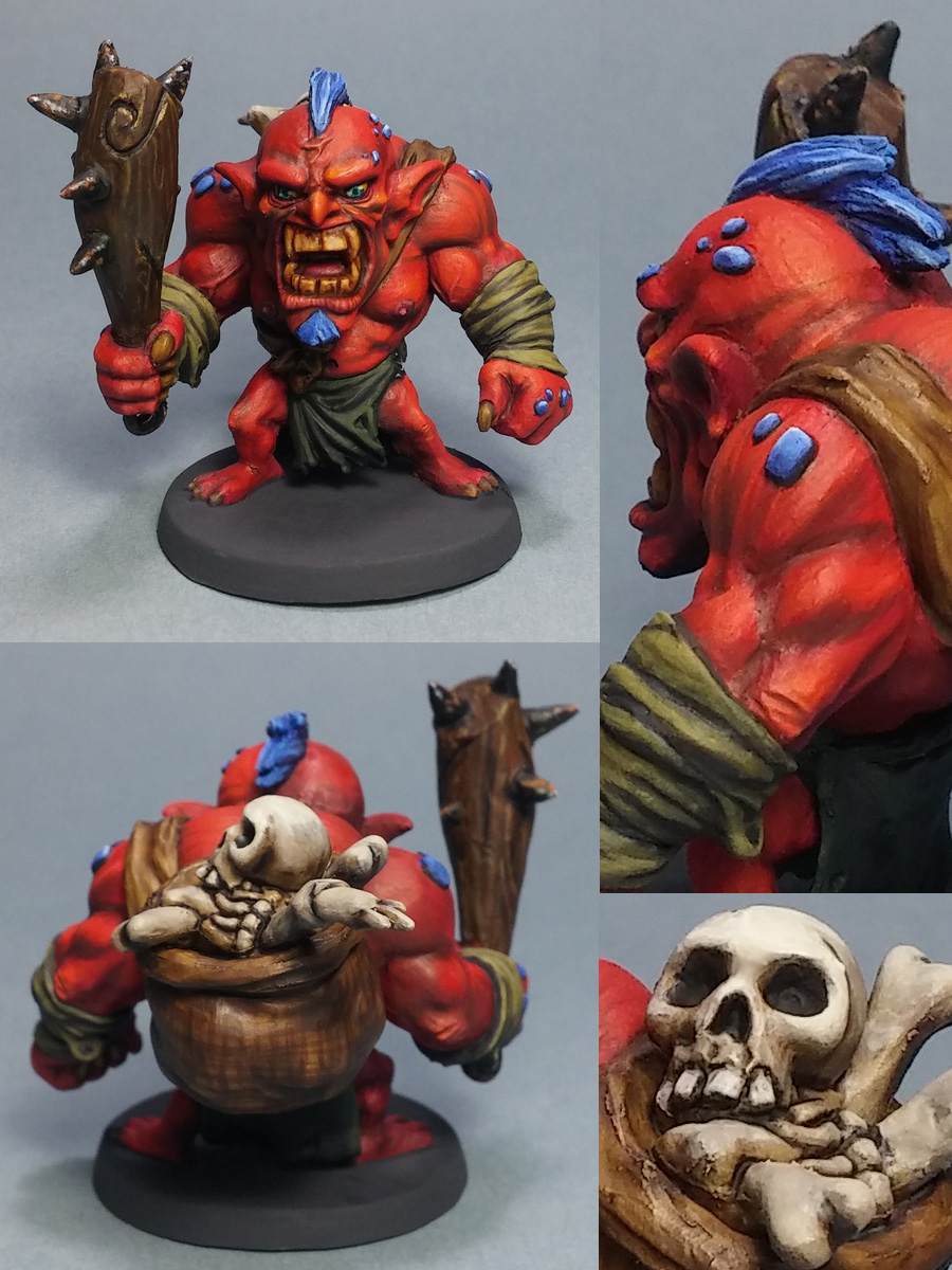 Troll from Arcadia Quest