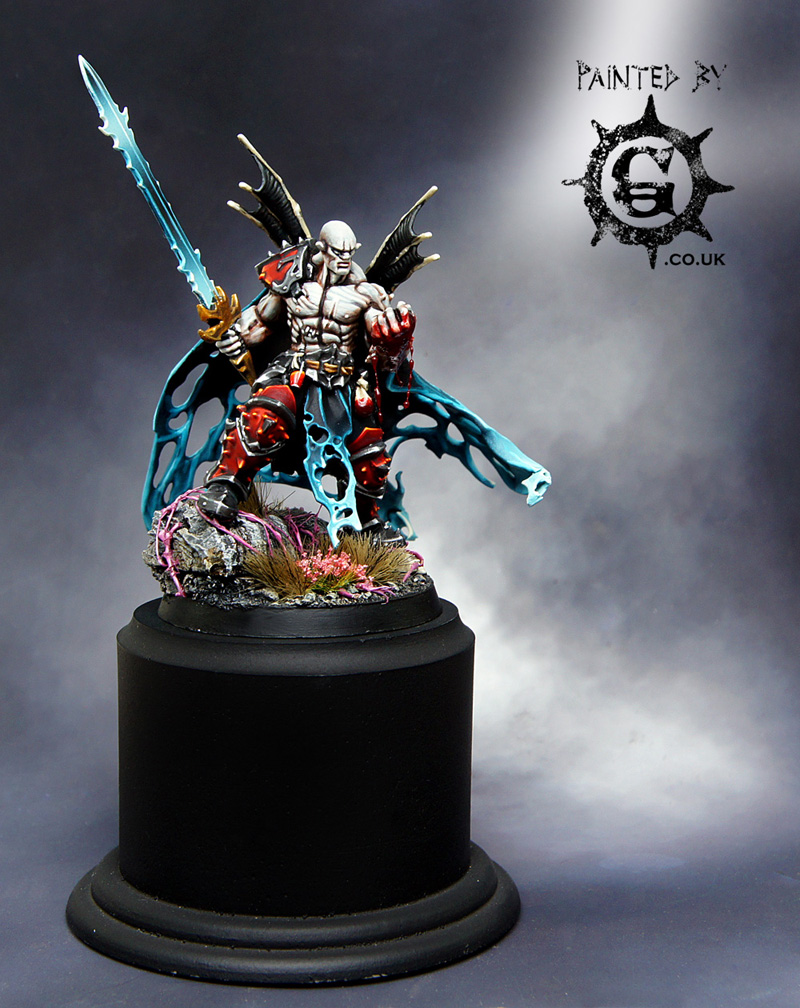 Coolminiornot Vampire Lord By Painted By G