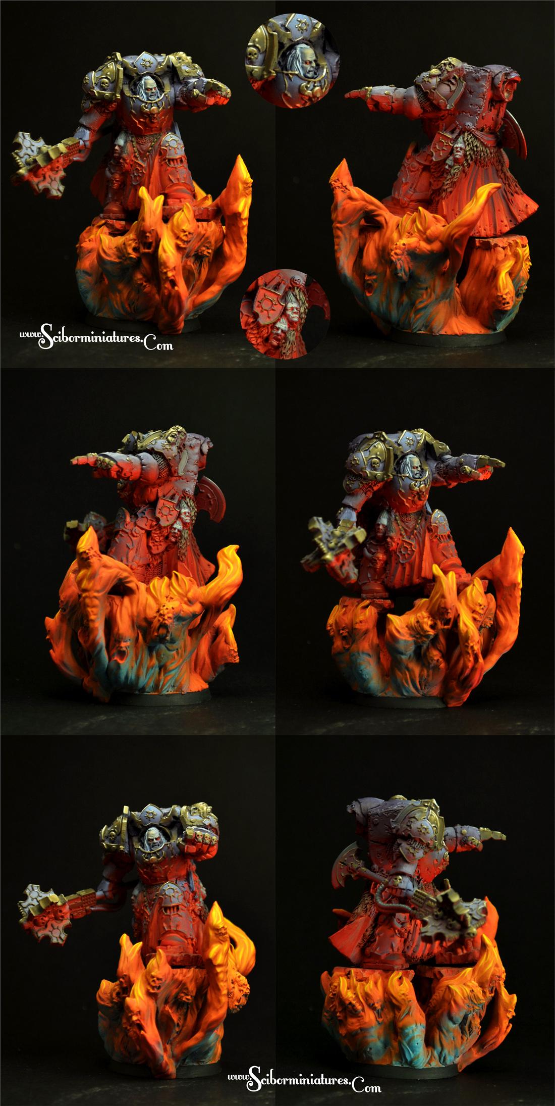 Sci Fi Demon Lord