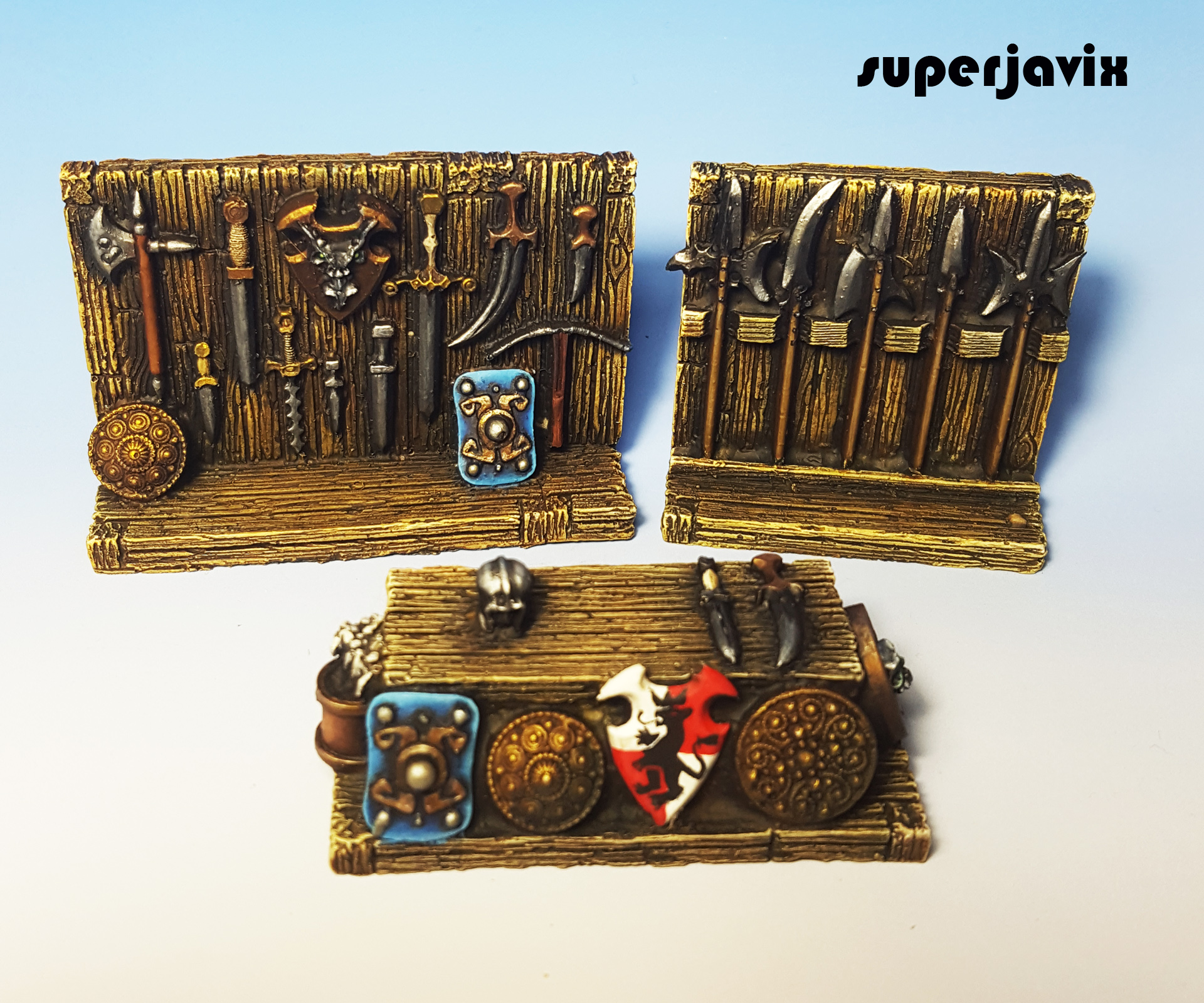 Scotia Grendel Armory