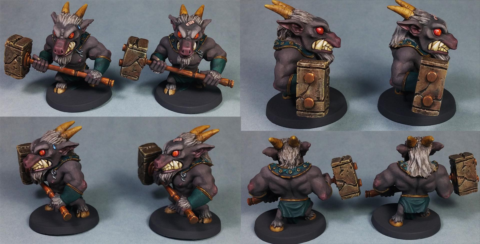 Arcadia Quest, Hammer Beastmen