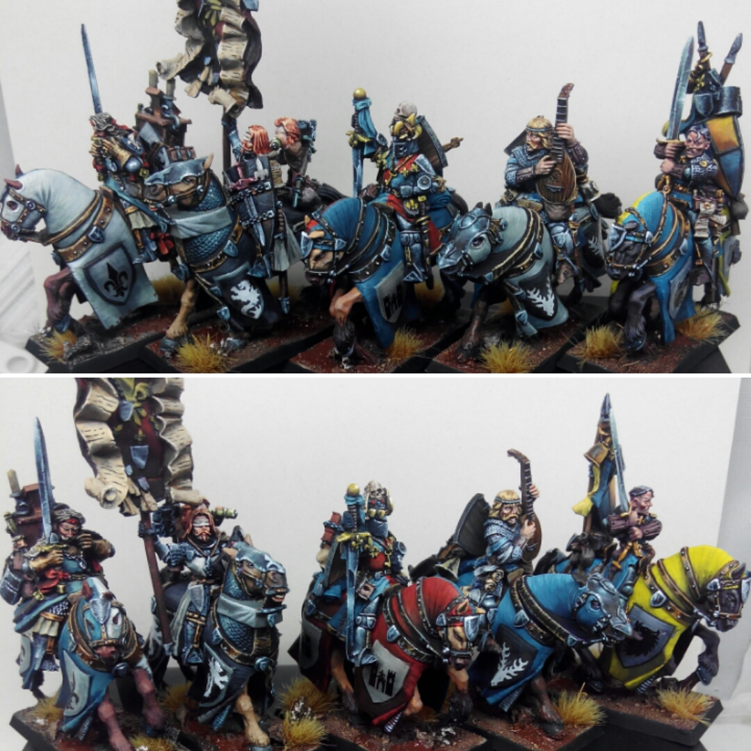 Bretonnian Questing Knights