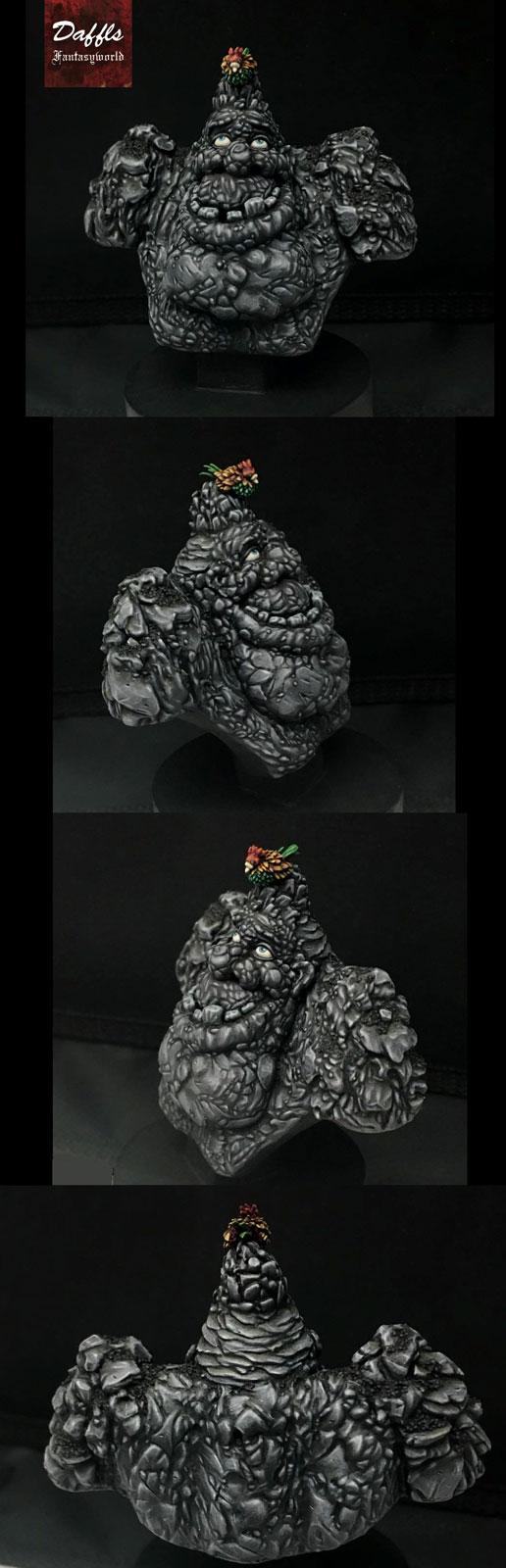 Stone Eater - never ending story - Bust