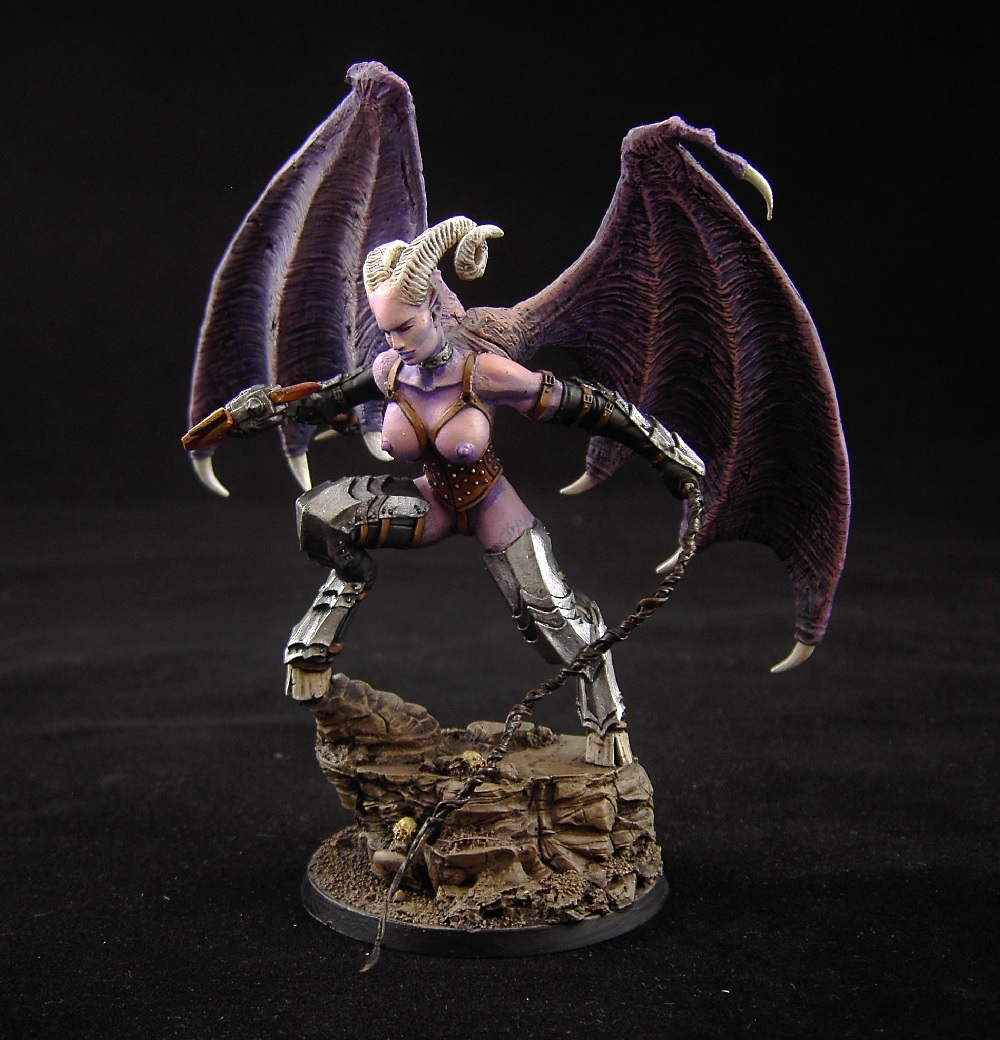 DAEMON OF SLAANESH