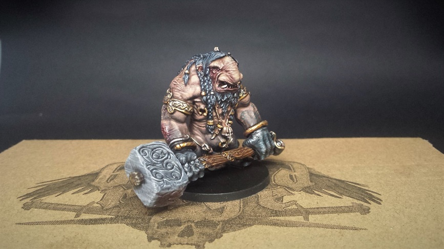 Blood Rage - BLR-001 - Troll