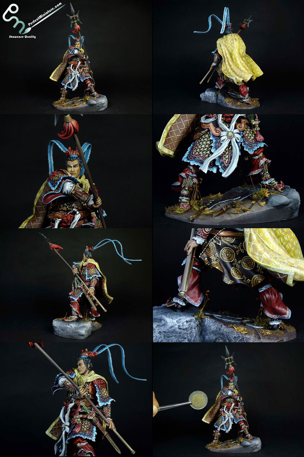 Lu Bu from Pegaso Models Lü Bu