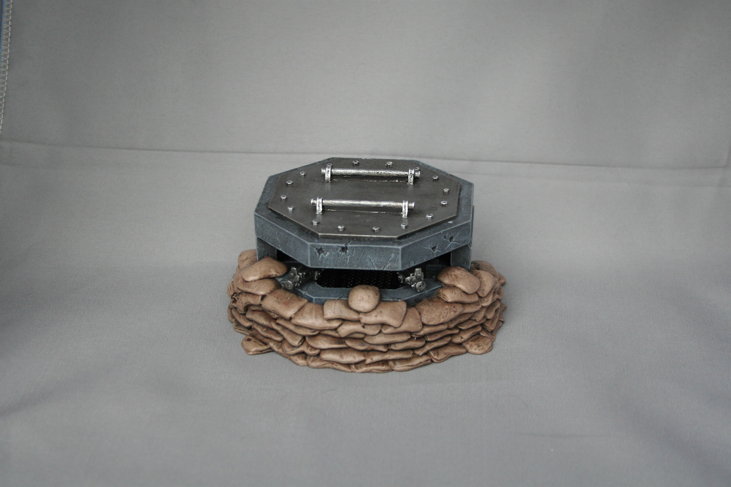 Forge world bunker
