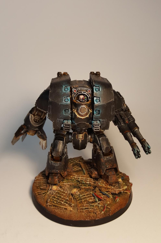 Leviathan Dreadnought Iron Hands