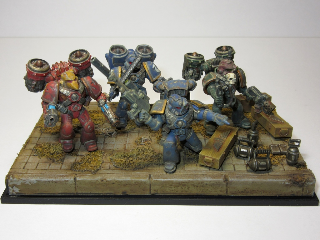 Assault squad - Brothers in arms_01