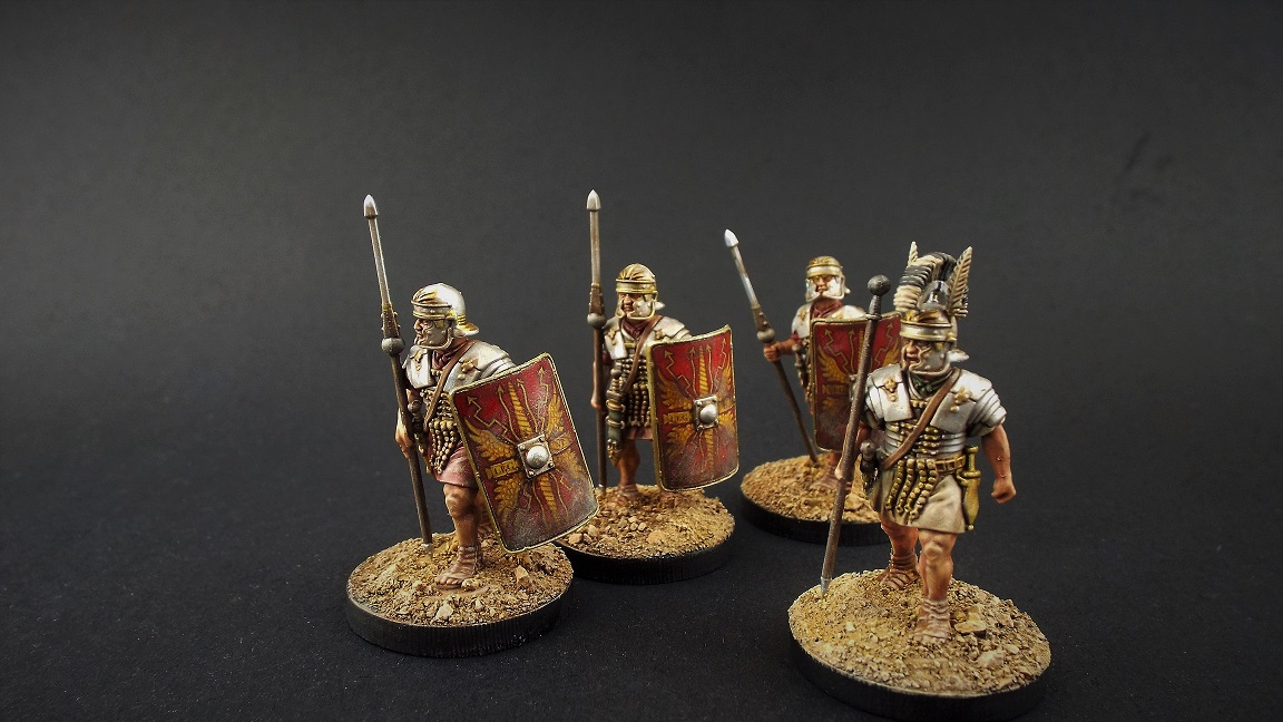 28mm Victrix Early Imperial Roman