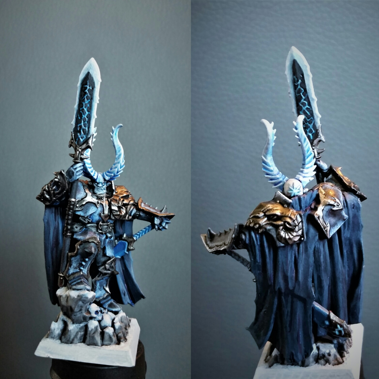Chaos Lord (Icy Version)