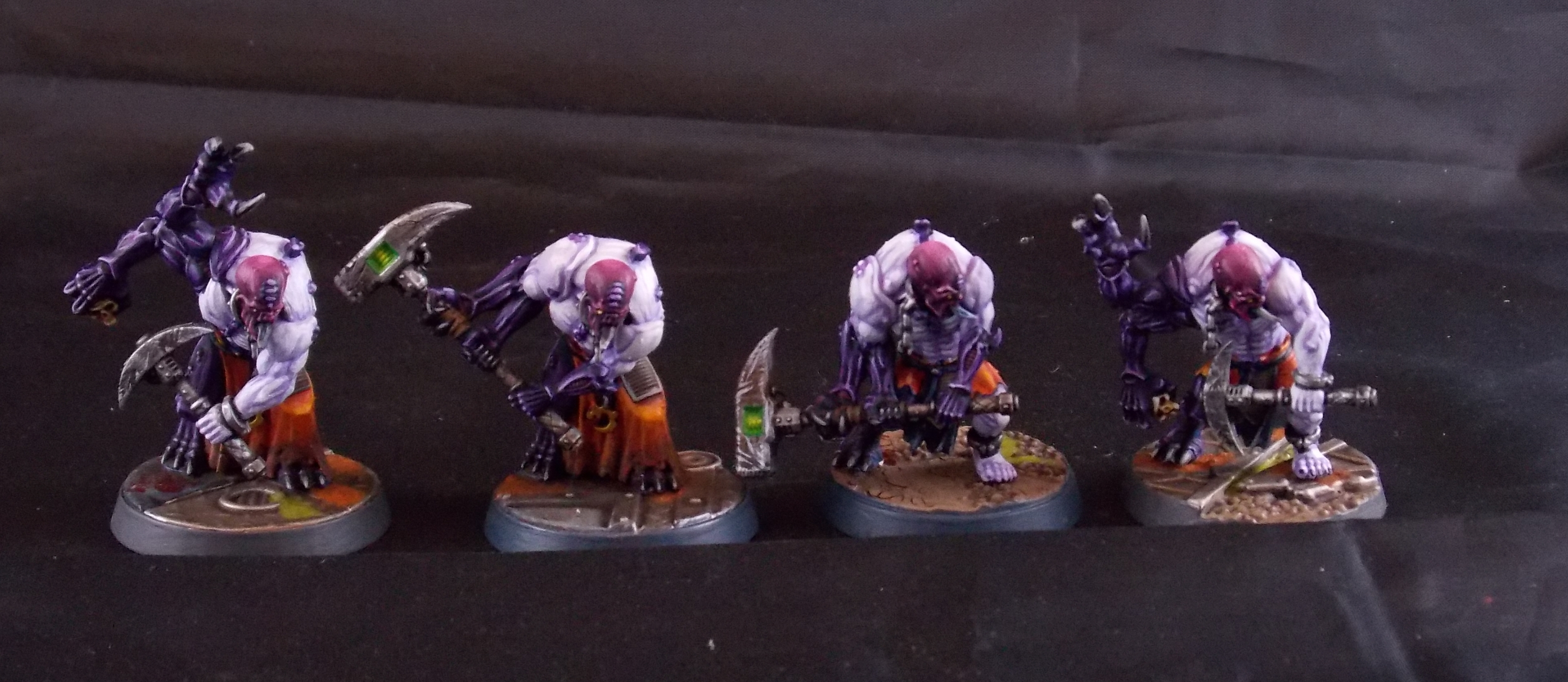 Aberrants Genestealer Cult