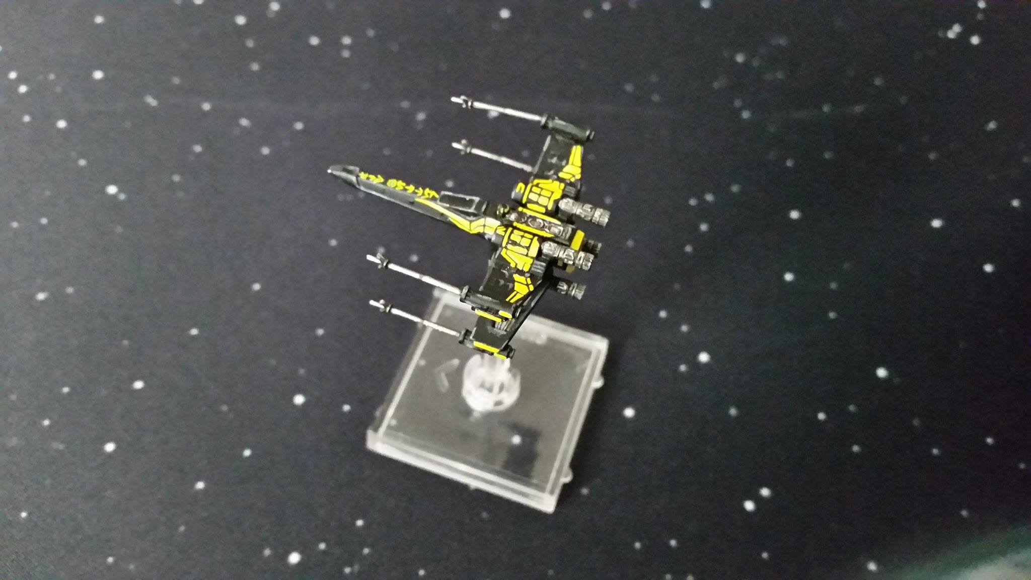 X-Wing Repaint (X-wing Miniatures)