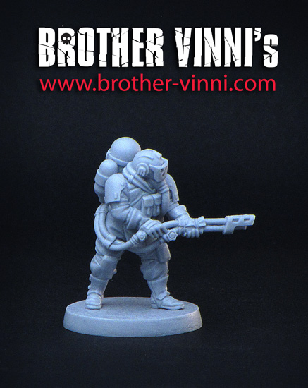 Flamethrower by Brother Vinni